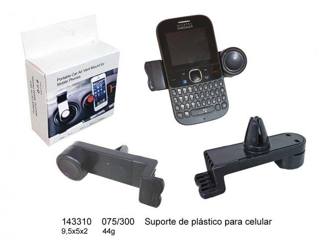 Suporte de Plástico para Celular - Modelo INF 143310