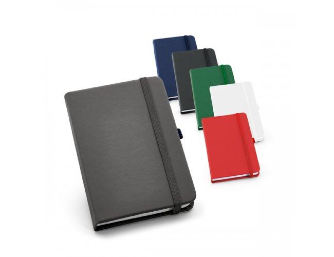 Caderno capa dura. C. sintético Modelo INF 93492   21 x 14cm