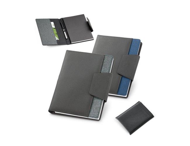 Capa com caderno Modelo INF 93788