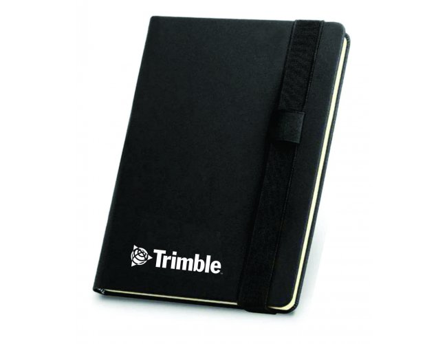 Caderno capa dura Couro sintético Modelo INF 93789