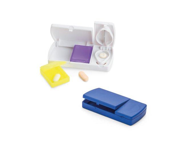 Porta comprimidos com tampa Modelo INF 94307