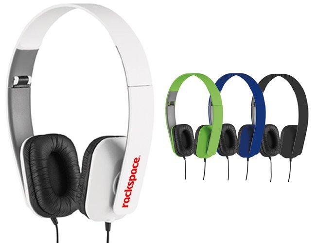 Fone de ouvido dobrável. ABS - MODELO INF 97321
