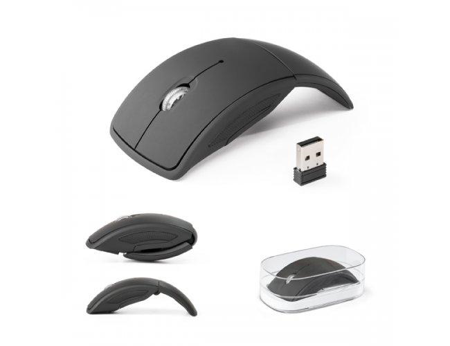 Mouse wireless dobrável 2.4G  Modelo INF 97399