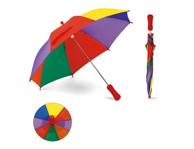 Guarda-chuva para criança. Poliéster - Modelo INF 99133