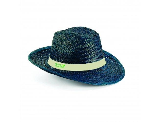 Chapéu de Palha Panamá Personalizado - Modelo INF 99422 PALHA