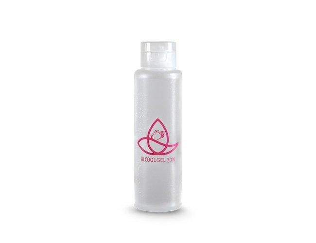 Álcool gel personalizado 100ml - Modelo INF 94893