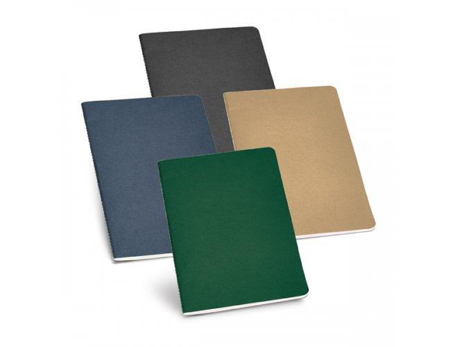 Caderno com folhas pautadas - Modelo INF 93495