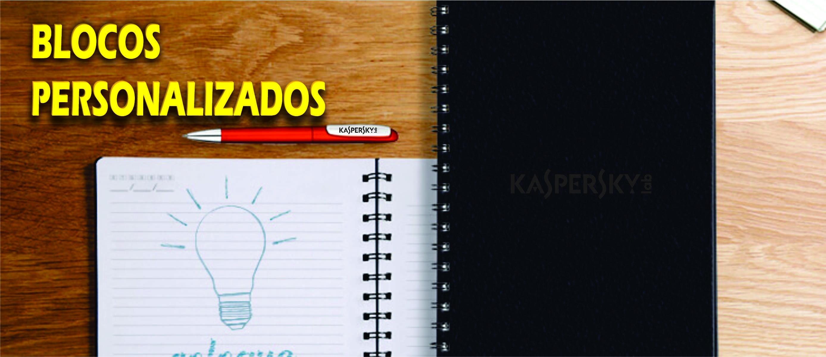 oBloco de anotações