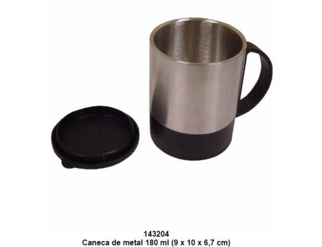 Caneca de Metal - Modelo INF 143204  180ml