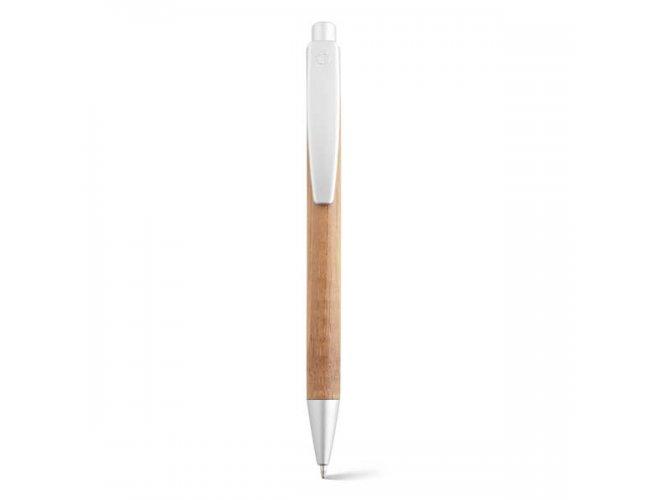 Caneta Esferográfica. Bambu - Modelo INF 91378