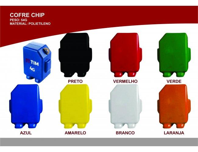 Cofre de Plástico Modelo INF 0022