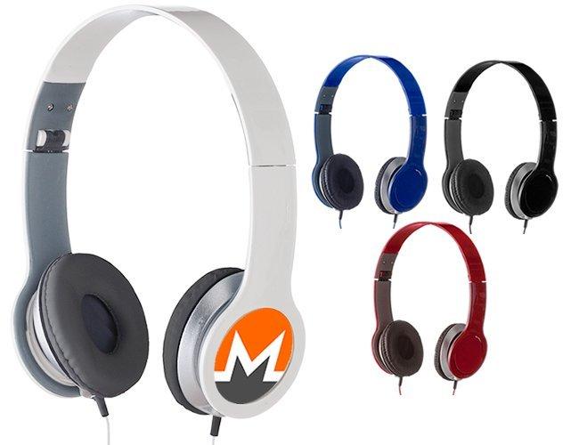 Fone de ouvido estéreo articulável Modelo INF 12614