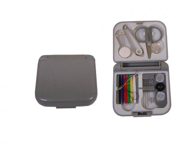 kit Costura - Modelo INF 141767 Cinza