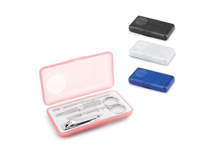 Kit de manicure. Incluso 4 peças - Modelo INF 94843