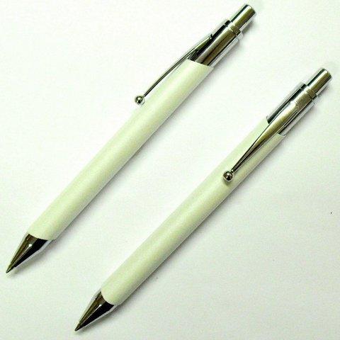 Kit caneta e lapiseira executiva  - Modelom INF 3903BP branca