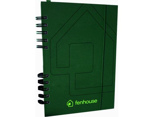 Caderno Wireo 21 x 14cm - Modelo INF 4711