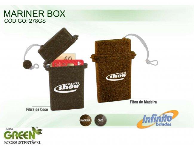 MARINER BOX GREEN - INF G0278
