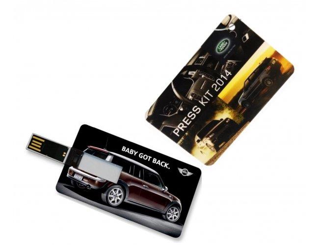 Pen drive Card - Modelo INF 10034