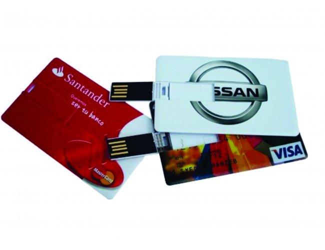 Pen Drive Cartão - Modelo INF 10034  32GB
