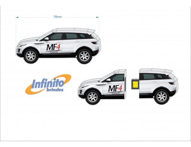 Pen Drive Estilizado - Modelo INF 10101 - Carro