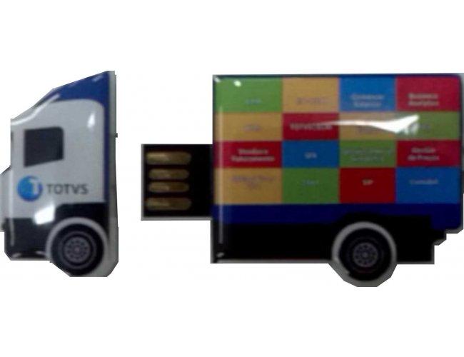 PEN DRIVE CAMINHÃO ESTILIZADO Modelo INF 10101