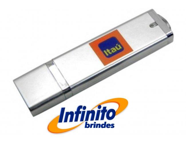 Pen drive Executivo - Modelo INF 10025