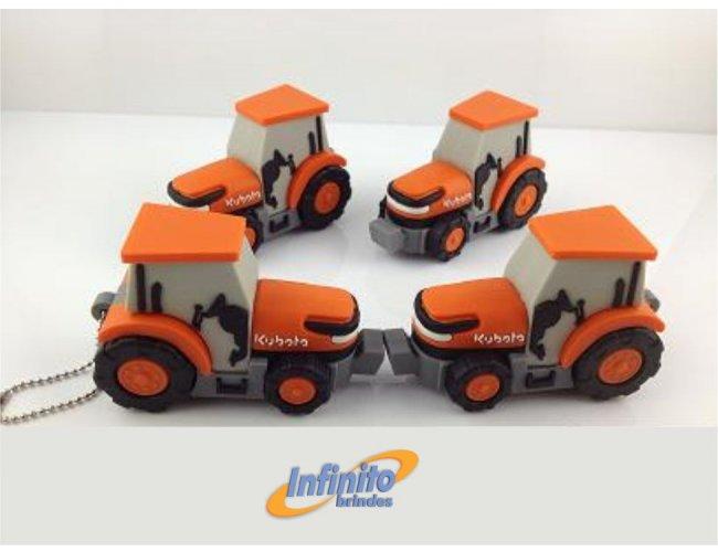Pen drive Customizado - Trator Modelo INF 10000