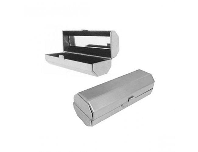 Porta Batom com espelho - Modelo INF 6817