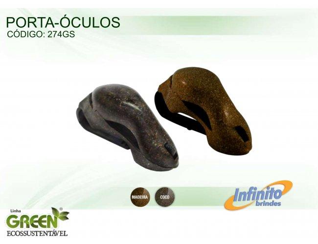 PORTA OCÚLOS GREEN - INF G0274