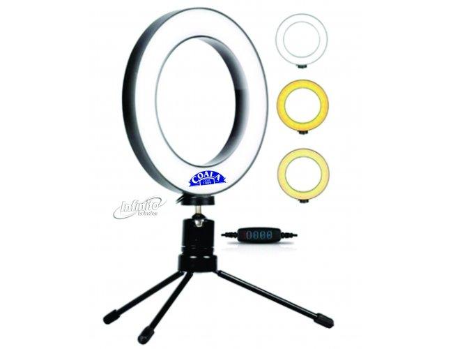 Ring Light Led 6 Modelo INF LLC-06