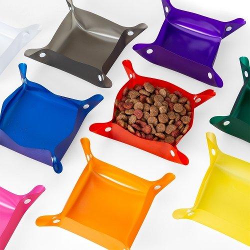 Tigela Plástica para Pets - Modelo INF 14035