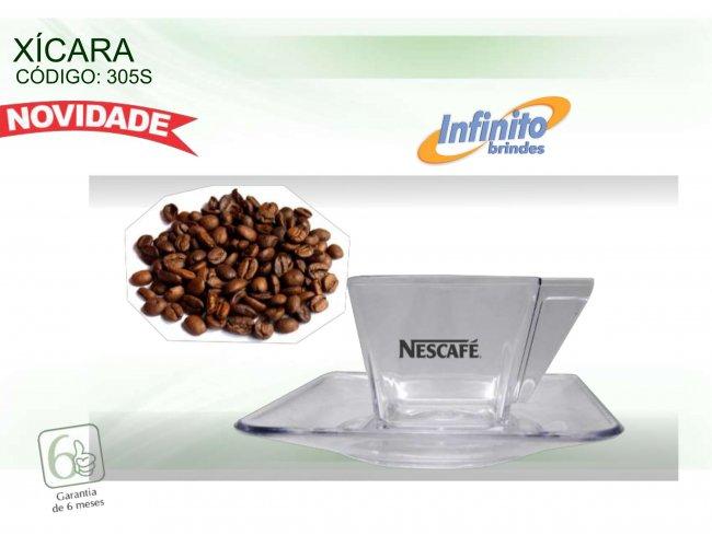 Xicara café - Modelo INF 0305S